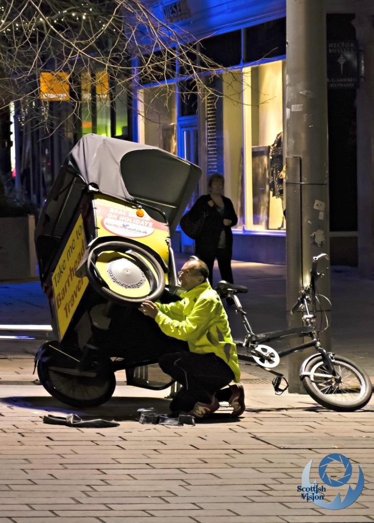 Glasgow Rickshaw