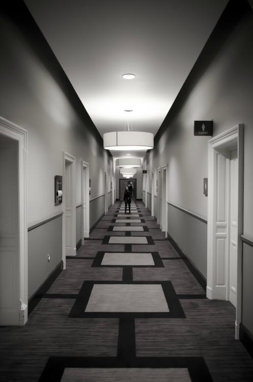 The long walk goodbye