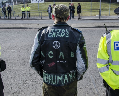 The Quintessential Protester