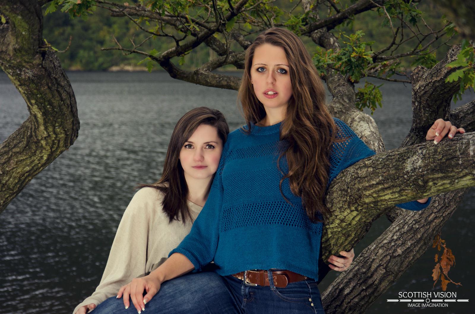 Katie & Georgia