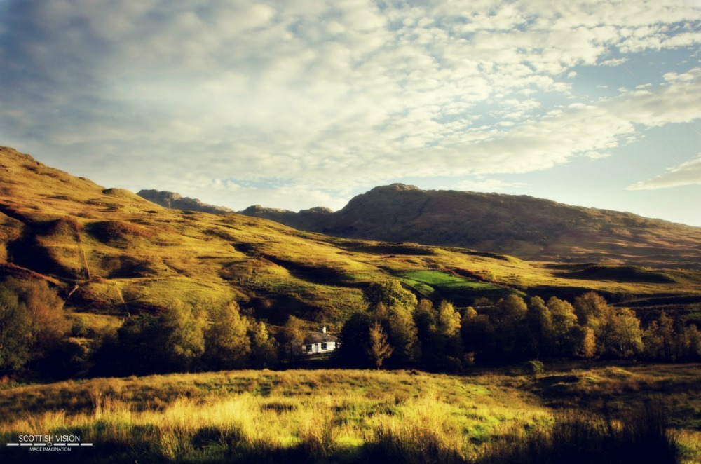 Autumn in the Glens